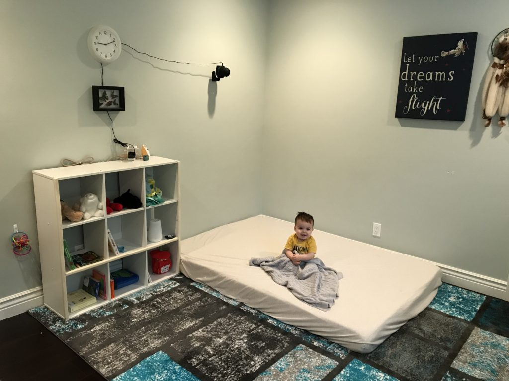 Montessori Floor Bed Transition And Toddler Bedroom Love